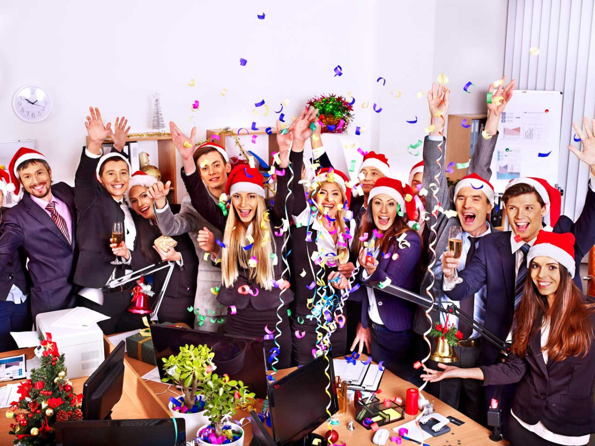 Weihnachtsfeier: So wird die Ansprache zum Erfolg