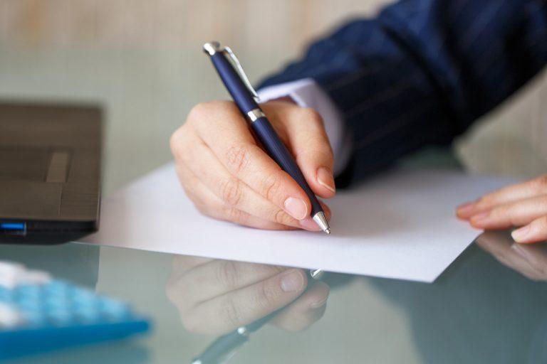 Musterbausteine für Ihren Brief an eine Versicherung