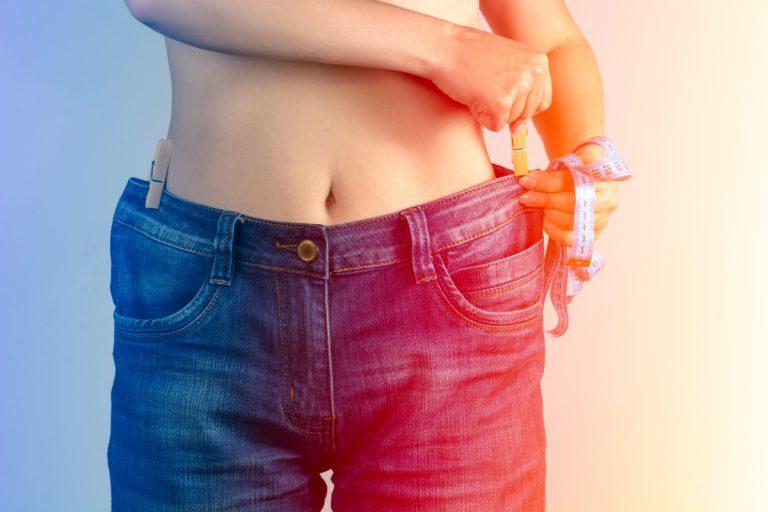 Wie Sie bei Untergewicht zunehmen