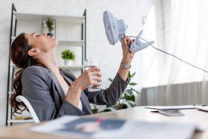 Schützen Sie Ihre Mitarbeiter vor Sommerhitze