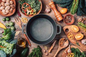 Nature Food: Natürlich, biologisch und gesund essen