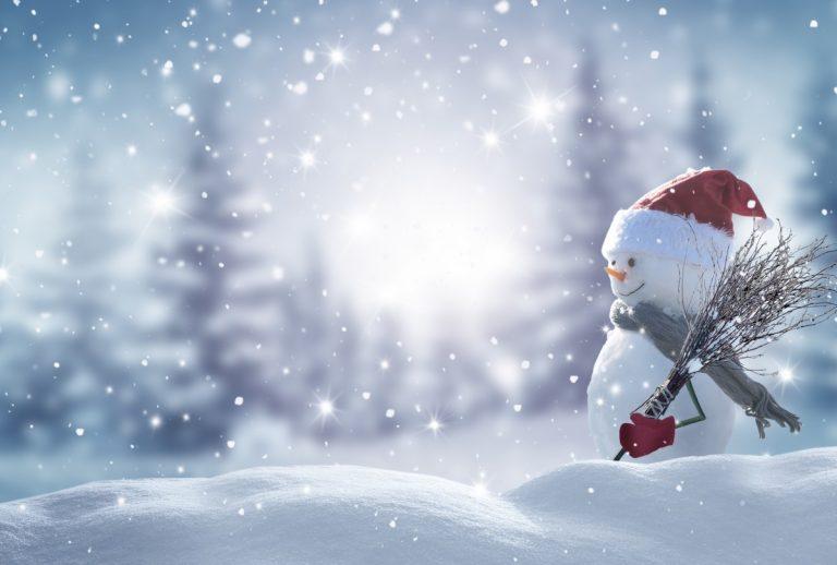 Weihnachten/Neujahr – Persönliche Standardgrüße
