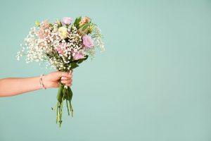 Stil & Etikette: Der simplify-Blumenstrauß