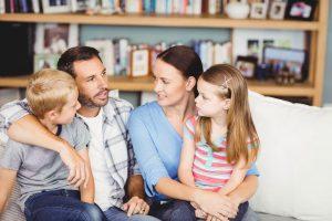 Kommunikation: Vereinfachen Sie Ihr Familienleben