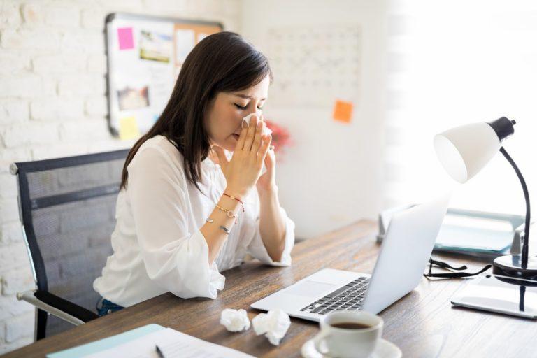 Büroorganisation: Wie gesund ist der Arbeitsplatz?