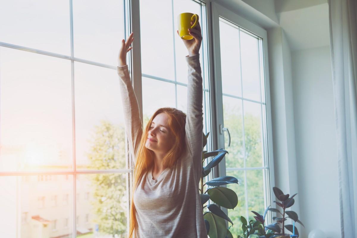 Stressbewältigung: So kommen Sie entspannt in den Tag