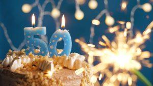 Musterrede zum 50. Geburtstag