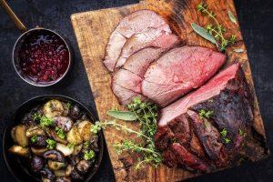 Jagdsaison: Genießen Sie jetzt das zarte Aroma von frischem Wildfleisch