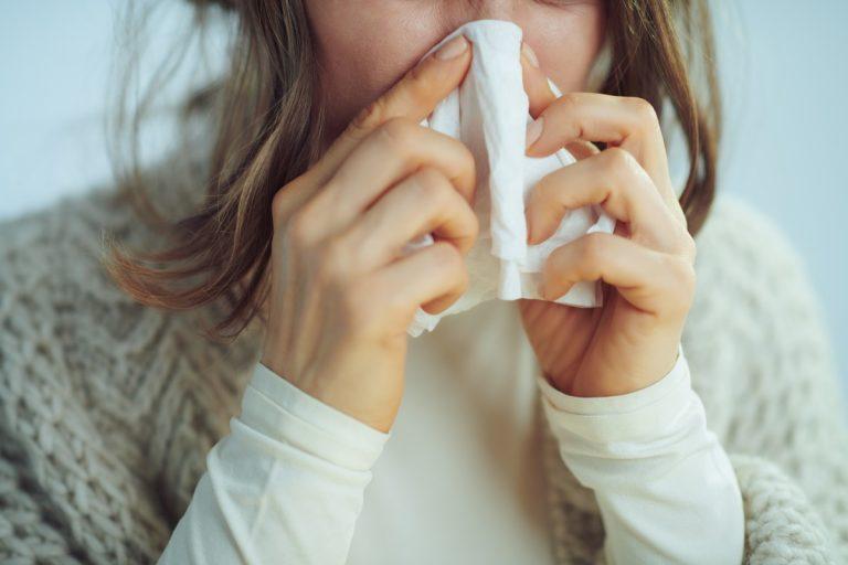 Erkältungszeit: So können Sie vorbeugen