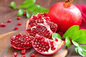 Granatapfel - Nicht nur zur Weihnachtszeit ein echter Gesundheits-Bringer