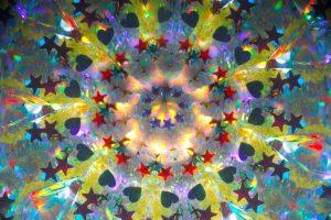 Wir basteln uns ein Kaleidoskop