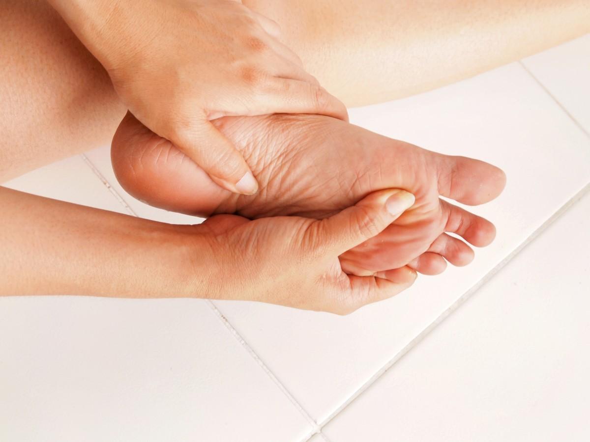 Gesundheit - So mindern Sie das Risiko einer Fußpilzerkrankung