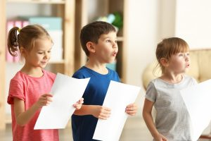 Liederkalender für Kindergärten und Grundschulen