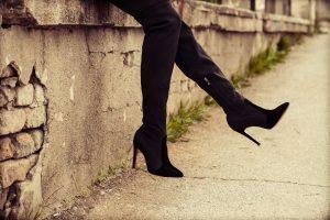 Falsches Schuhwerk führt zu folgenreichen Gesundheitsschäden