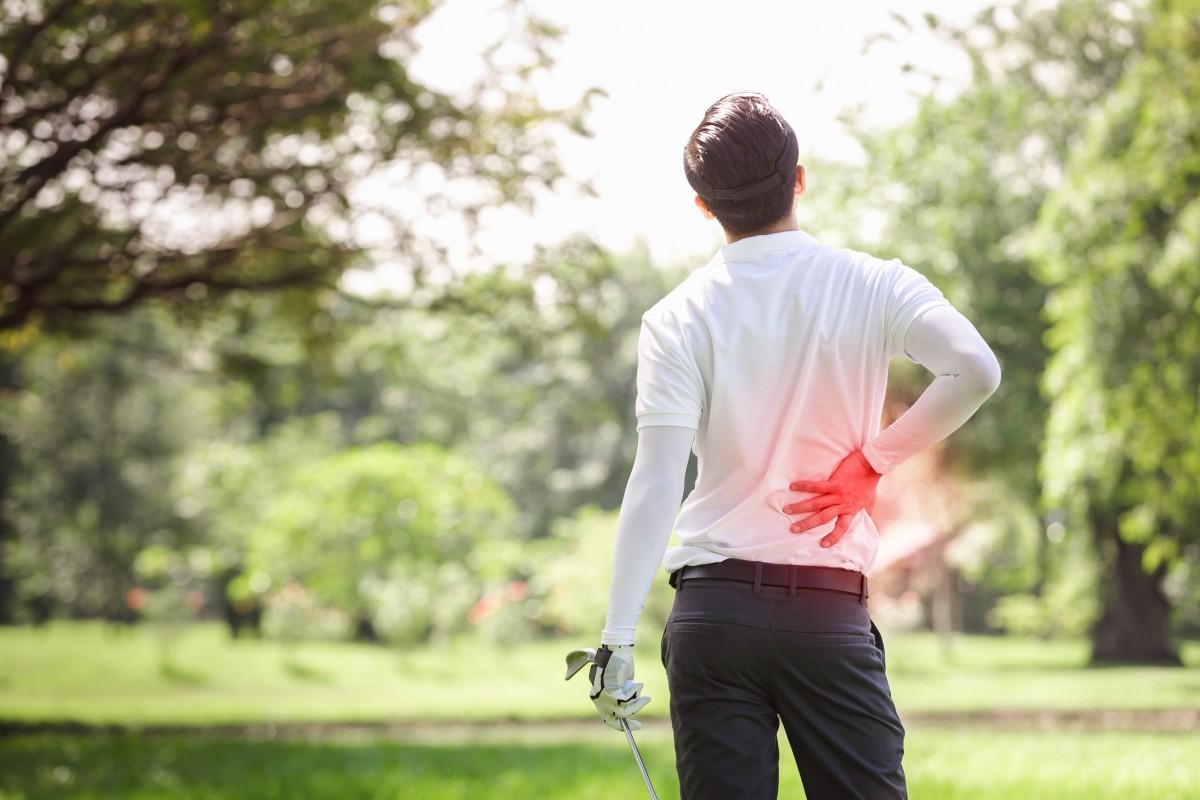 Chronische Rückenschmerzen sind immer noch sehr weit verbreitet