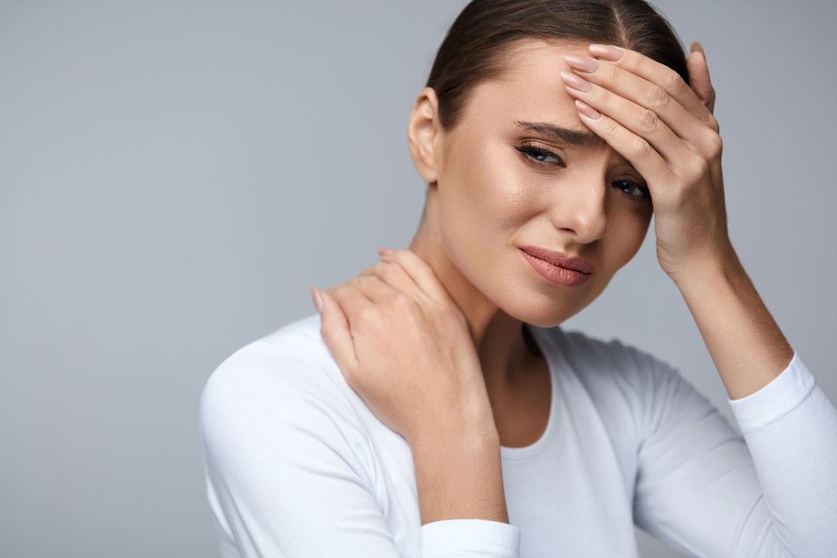 Achten Sie auf indirekte Zeichen für Schmerzen
