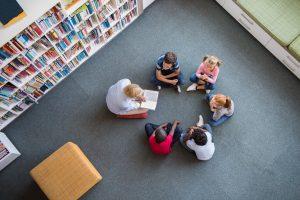 Vorlesen im Kindergarten: Wecken Sie Leselust statt Lesefrust