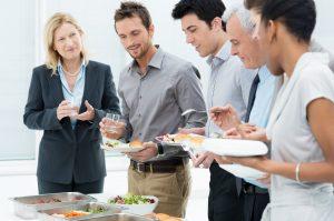 Gemeinsames Geschäftsessen - Hier ist der beste Platz für Ihren Ehrengast