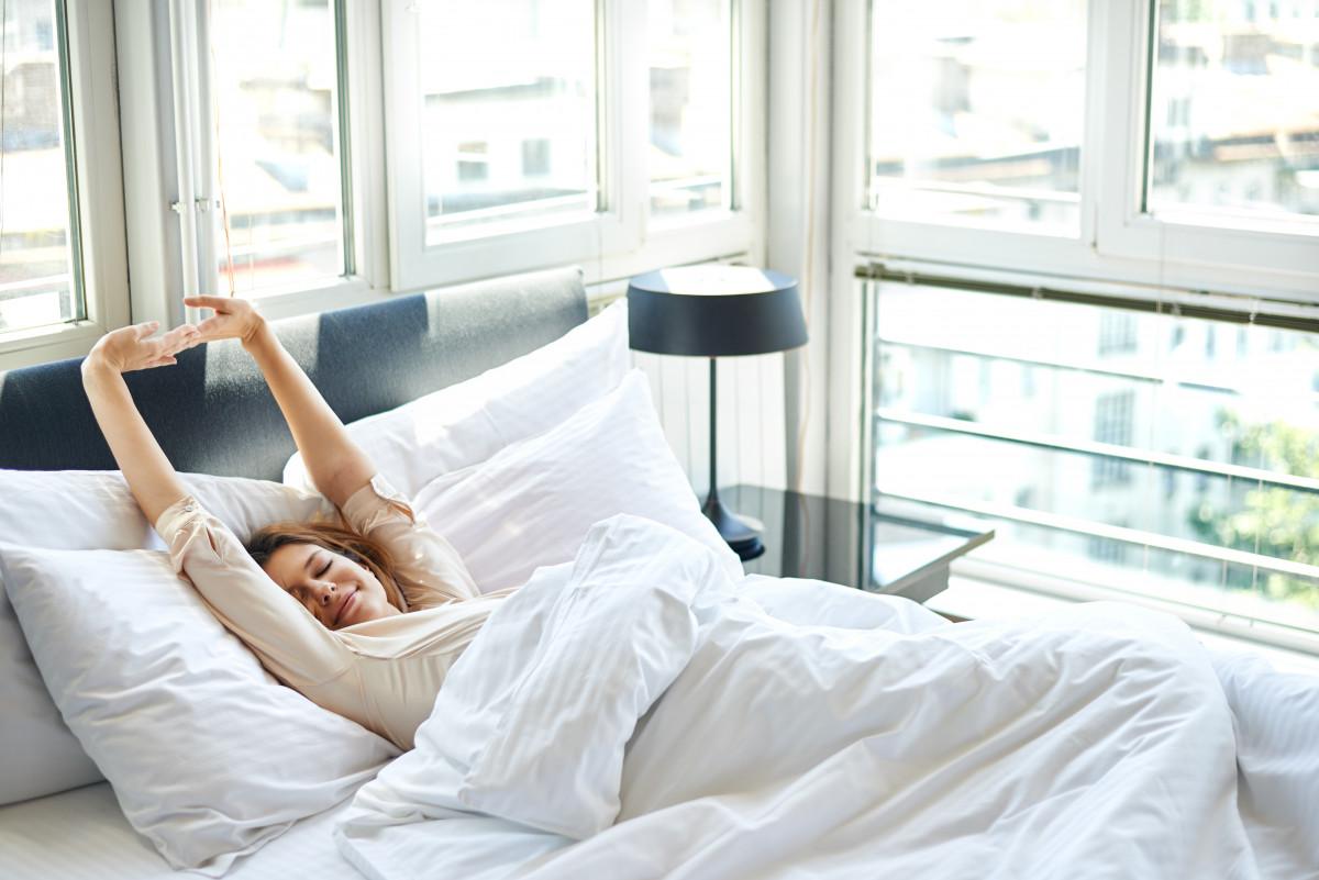 So sind Sie auch mit wenig Schlaf gut ausgeschlafen