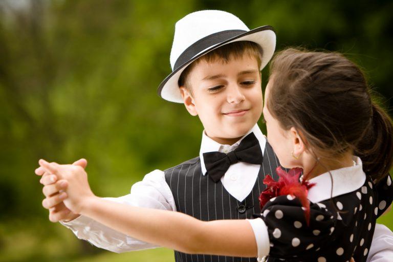 Tanzen, Hüpfen, Springen: Das beste Tanzangebot für Kinder