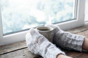 Kalte Hände und Füße mollig warm werden lassen