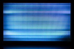 LCD-Fehler: Rettung bei Schlieren, Schatten und Flecken