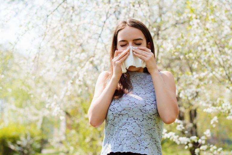 Selbsttest: Wie hoch ist Ihr Allergie-Risiko?