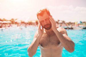 Sonnenstich - Symptome und Erste Hilfe