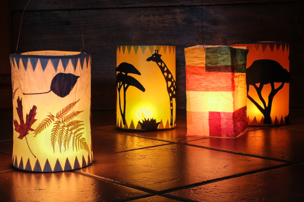 Die Cut Lamp Lamps Plus