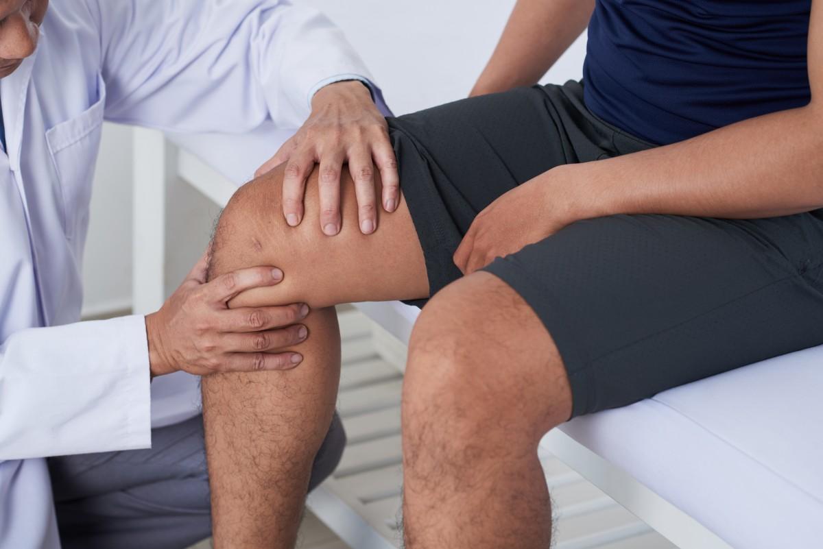 Was Sie tun können, wenn die Kniescheibe schmerzt