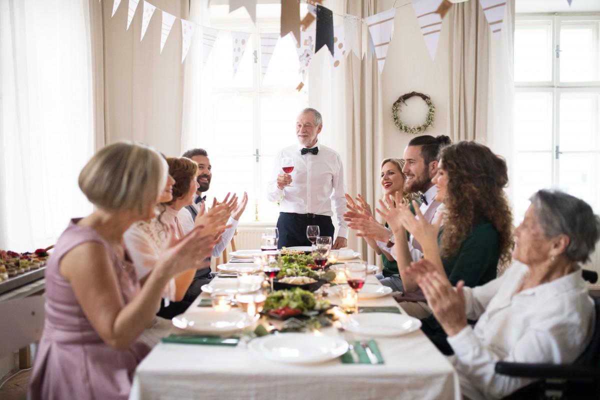 So sichern Sie sich Applaus - Tipps und Tricks rund um die Geburtstagsrede