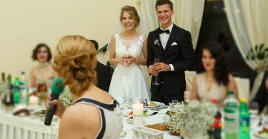 Hochzeitsrede: Wer redet wann?