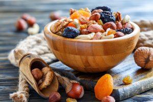 Ernährung: Gesund Naschen mit Genuss