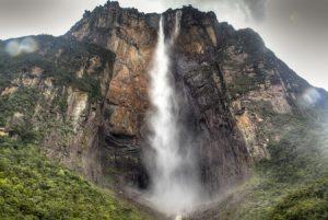 Trekking in Venezuela 1: Anreise nach Caracas
