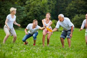 Familiensport als Aufschwung und Motor des Vereinslebens