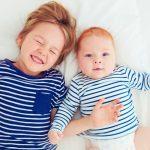 Geschwister bleiben ein Leben lang - hoffentlich