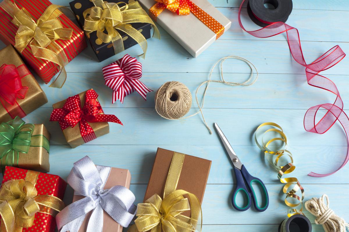 Geschäftsidee: Geschenke einpacken lassen von professionellen Verpackern