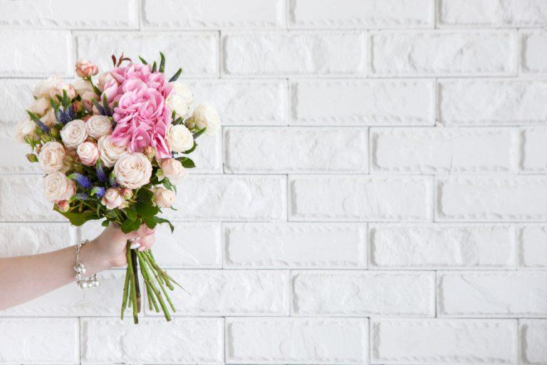 Mitbringsel: Lassen Sie Blumen sprechen ...