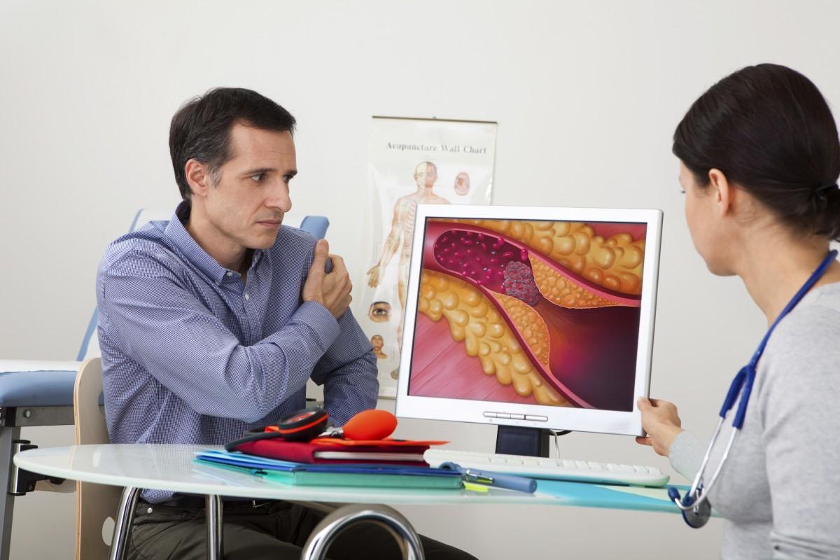 Cholesterin: Zu hohe Blutfettwerte gefährden Ihr Herz