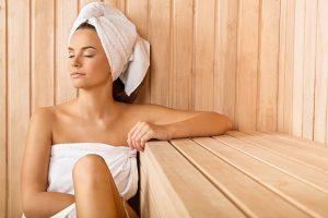 Warum ein Saunagang glücklich machen kann