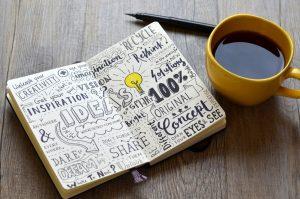 3 Tipps: Bringen Sie Ihre Kreativität auf Hochtouren