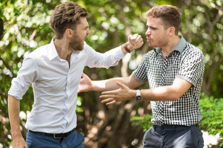 Konflikte unter Freunden