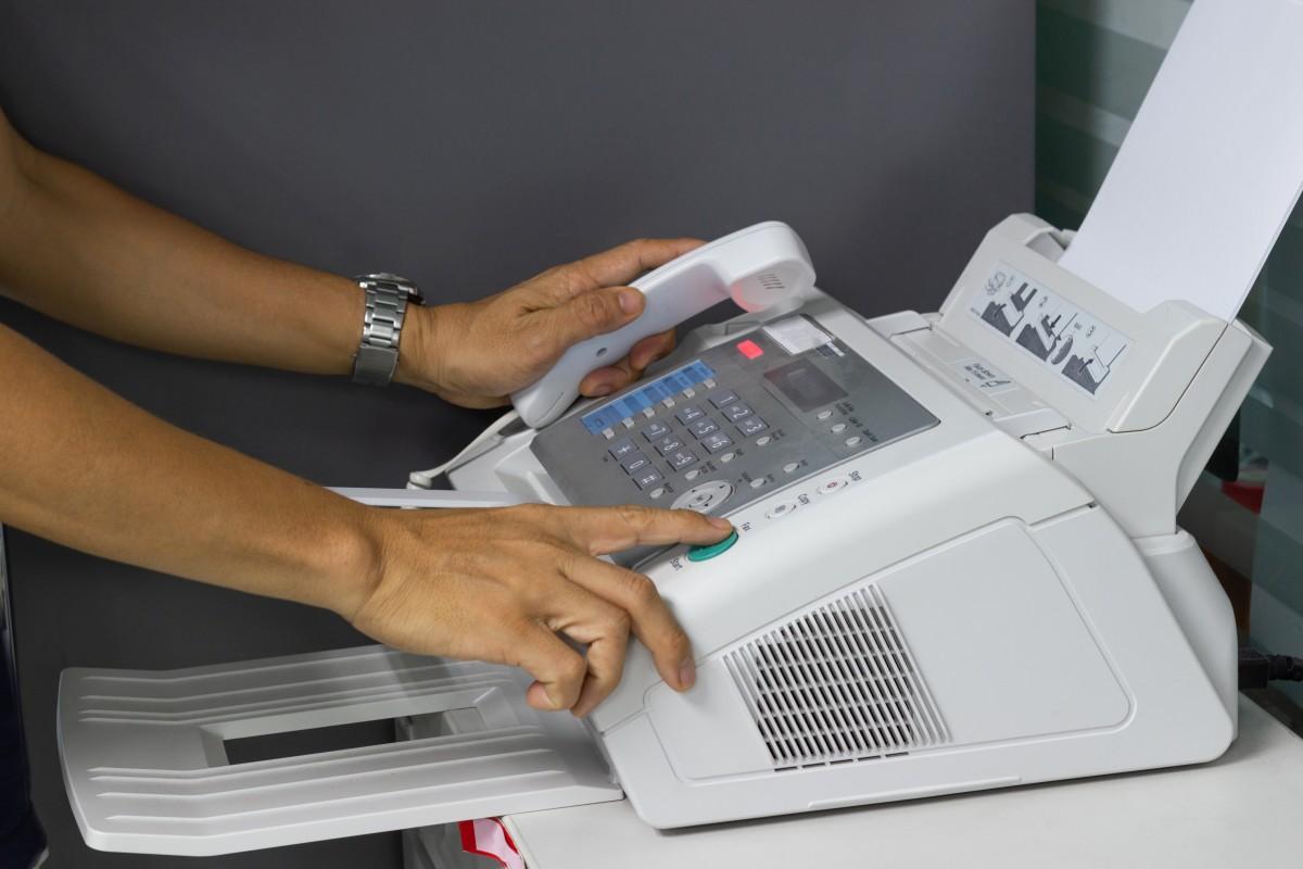 Was Sie beim Versand einer Faxnachricht beachten sollten