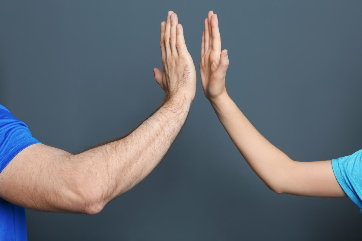 """Schnell-Check """"Handschlag"""": Achten Sie auf diese Details"""