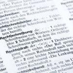 Rechtschreibreform 2006: Die 5 wichtigsten Änderungen für Ihre fehlerfreie Korrespondenz