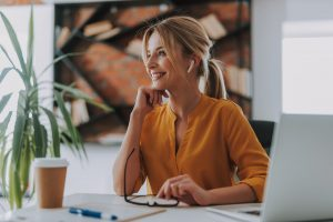 Als Sekretärin tragen Sie entscheidend zur Unternehmenskultur bei