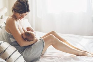 Muttermilch macht Kinder klug