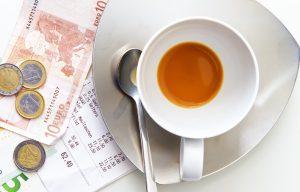 Inge Wolff: Trinkgeld geben - aber mit Stil