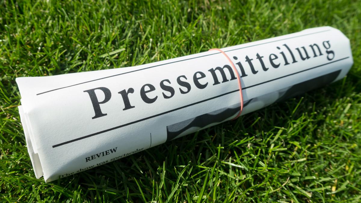 So schreiben Sie eine professionelle Pressemitteilung
