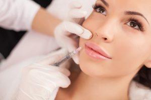Botox: Eine einzige Injektion wirkt drei Monate